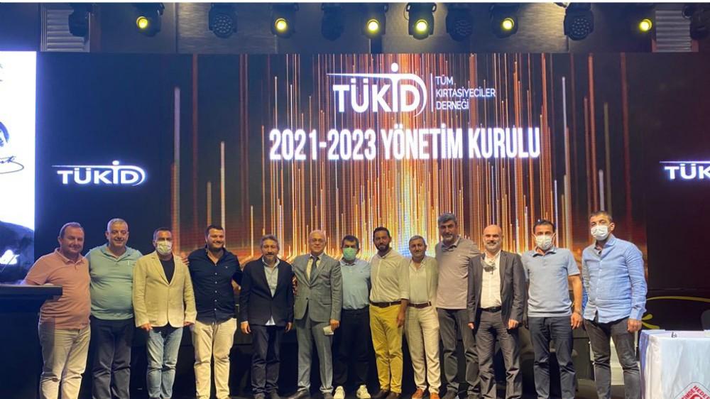 2021 TÜKİD Genel Kurulu Yönetim Değişikliği Hakkında